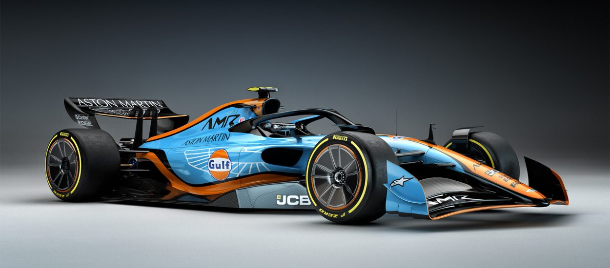 Cognizant : Title sponsorship of Aston Martin F1 team